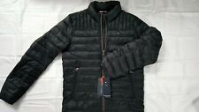 TOMMY HILFIGER QUILTED PUFF PACKABLE MENS JACKET SIZE M