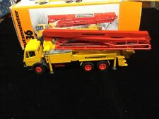 Mercedes Benz Putzmeister M36 Concrete Pumper - 1/50 - Conrad #3095 - in box