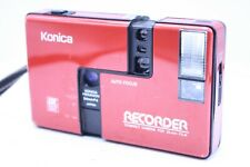 【EXC+++】 Konica Recorder Hexanon 24mm F4 Red Camera From Japan 3806
