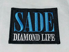 Sade Diamond Patch - lovers rock - sweetest taboo - iron on embroidered soul