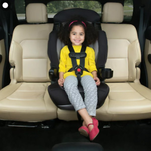 Convertible Car Seat Safety Booster Baby Toddler Kids Travel Chair Girls 2in1