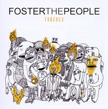 Foster The People - Torches, 1 Audio-CD