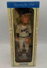 Forever Collectibles Nolan Ryan Rangers Bobblehead Cooperstown Baseball
