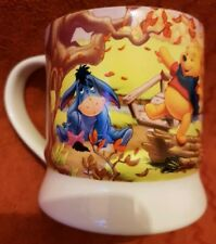 Winnie the Pooh Mug with Tigger, Piglet & Eeyore Bothers blow away in the breeze