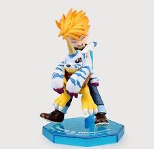 Digimon Adventure Yamato Ishida & Gabumon Toy Figure Doll New In Box