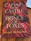 Captain From Castile & Prince Of Foxes By Samuel Shellabarger Hardcore Ships N24