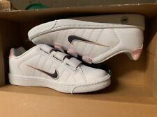 NIKE Court TRADITION V2 Neu Gr:36,5 US:6 white-rosa sneaker saku damen mädchen