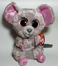Peluche topo Squeaker Beanie boos plush Ty plush mouse Ty cm 15