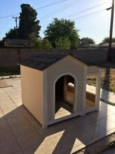 custom hand built  dog house