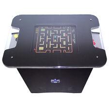 Black / Silver Arcade Machine - 400+ Games - Free Shipping - 2 Yr Waranty
