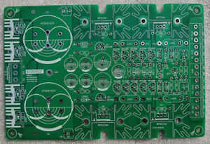 Sigma22 Linear Regulated Power Supply Bare PCB Board Symmetric Voltage
