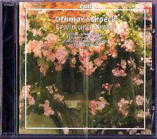 Othmar SCHOECK Erwin und Elmire HOWARD GRIFFITHS CPO CD Jeannette Fischer NEU