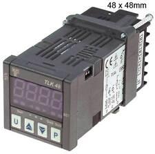 TECNOLOGIC Elektronikregler TLK48 HCR 100-240V AC -200 bis +850°C