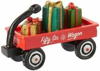 Christmas in a Wagon Dept 56 Village Accessories 6003181 toy gifts snow city Z