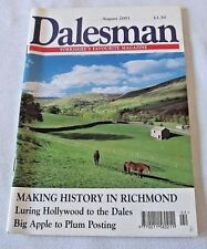 The Dalesman Magazine ~ August 2001