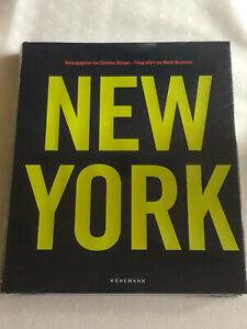 Bildband NEW YORK (Könemann Verlag), herausgegeben v. Christine Metzger NEU