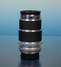 Voigtländer Super Dynarex 135mm/4 Objektiv lens Ultramatic Bessamatic - (91690)