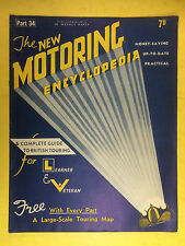 Il Nuovo Motoring Enciclopedia 1937 - Episodi 34 - Valvola - Variabile Gear -