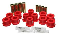 Energy Suspension for 87-92 Toyota Supra Red Front Control Arm Bushing Set - es8
