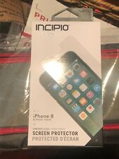 2-Incipio Screen Protector Plex Plus Shield Iphone 6,6s,7,8 Tempered Glass