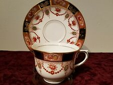 Vintage Colclough tea cup and saucer design # 4995