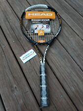 "New! Head Tour Pro Titanium Tennis Racquet 4-3/8 Racket 27"" Length"