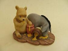 Border Fine Arts, Classic Pooh A0063, Pooh, Eeyore & Hunny.