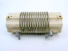 STUPAKOFF CERAMIC Ww2 MILITARY RADIO TRANSMITTER tank tuner COIL VALVE TUBE HAM