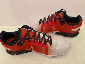On Cloud Men's Running Shoes Swiss Engineering (Cloudflow) size US 10.5 NEW