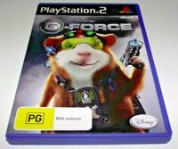 Disney G-Force PS2 PAL *Complete*