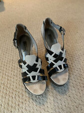DUNE Stunning Shoes Wedges Size 38/5
