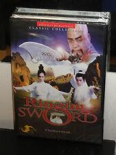 Ringing Sword (DVD) Hon Kong, Fan Ling, Kong Ban, O Yau Man, Law Bun, BRAND NEW!