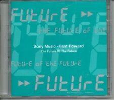 (AC925) Sony Music, Fast Forward - DJ CD Compilation