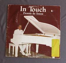 """Vinilo LP 12"""" 33 rpm IN TOUCH - DENNIS DE SOUZA"""