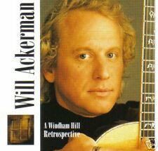 CD WILLIAM ACKERMAN - A WINDHAM HILL RETROSPECTIVE 1993