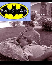 NATALIE WOOD/NICK ADAMS July 26, 1955 WB Studio 8x10 Promo Photo  #7 (New Print)