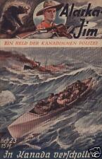 Alaska Jim n. 23 *** condizioni 1-2 *** VK-ORIGINALE!