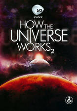 How the Universe Works: Season 2 [DVD] (2014) *New DVD*