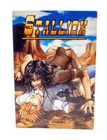 Stallion Wild West Yaoi Manga Graphic Novel