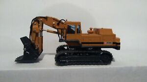 Shinsei 1/50 Komatsu PC 650 Loading Shovel Excavator Diecast