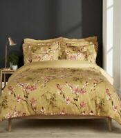Christy Haruki Superking Duvet Set 100% Cotton Sateen
