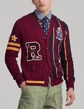 Polo Ralph Lauren Men's Crest Cardigan Sweater