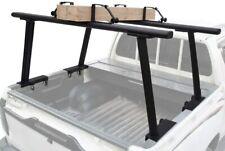 Mophorn Universal 3 Inch Truck Ladder Rack Stainless Steel 220LBS Rear Ladder Racks Tray Pipe Rack Rear Suits LDV T60