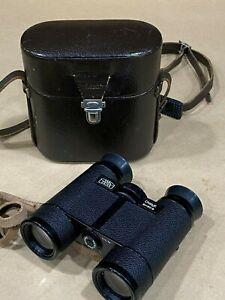 Carl Zeiss 8x30 B Dialyt Binoculars w/ Leather case & Strap - Great View