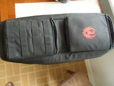 RUGER TAKEDOWN 10/22 BLACK SOFT CASE BAG - BRAND NEW - No Reserve