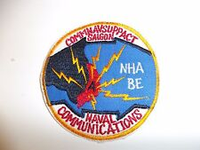 b7727 US Navy Vietnam Communications Comm Nav Supp Act Saigon Nha Be IR26D