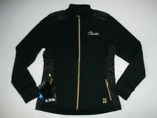 DARE 2b ENTWINE Core Stretch Black Track JACKET Womens Size LARGE / 10 NEW