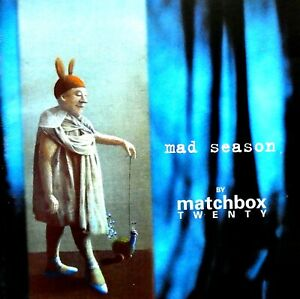 Mad Season by Matchbox Twenty (CD)