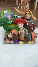 Toy Story Interactive Buzz, Jessie Bundle Woody Con Vaca, Slink, Rex Bundle TOYS