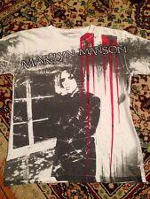 VINTAGE MARILYN MANSON SHIRT small